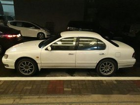 White Nissan Cefiro 2000 Automatic Gasoline for sale