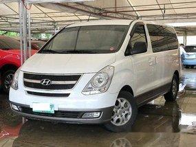 White Hyundai Starex 2013 Automatic Diesel for sale