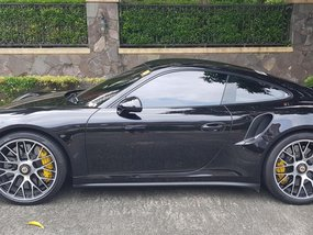 Black Porsche 993 2015 Automatic Gasoline for sale