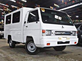 White 2017 Mitsubishi L300 Diesel Manual for sale