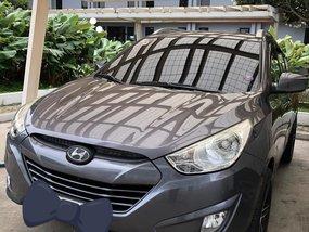 Sell 2nd Hand 2012 Hyundai Tucson at 65200 km in Metro Manila