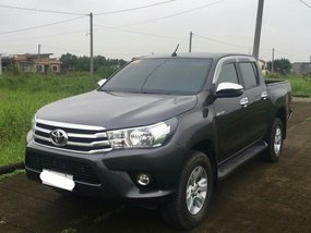 Used Toyota Hilux 2018 for sale in Apalit