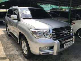Silver Toyota Land Cruiser 2011 at 66000 km for sale