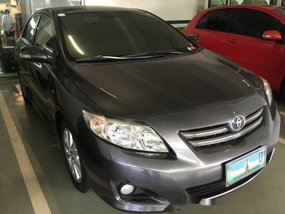 Selling Toyota Altis 2008 at 52718 km