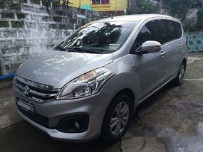 Selling Silver Suzuki Ertiga 2018 at 10000 km