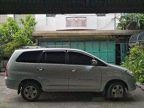 Selling Toyota Innova 2009 Manual Gasoline
