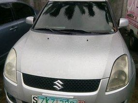 Selling Silver Suzuki Swift 2007 Automatic Gasoline