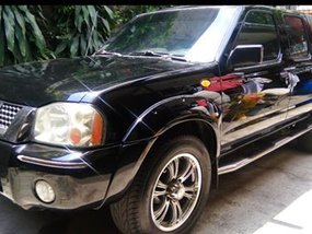 Black Nissan Frontier 2004 Truck for sale in Makati