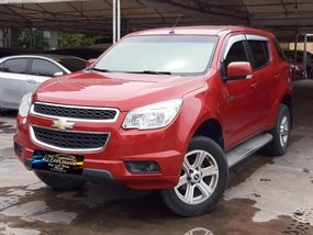 Sell 2014 Chevrolet Trailblazer LTX 4x2 diesel A/T at 55000 km