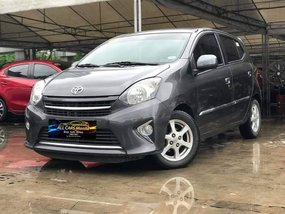 Selling 2016 Toyota Wigo 1.0G AT at low mileage in Makati