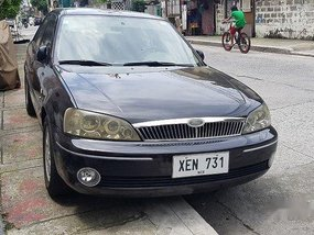 Sell Black 2002 Ford Lynx at Manual Gasoline at 109850 km