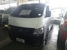 White Nissan Nv350 Urvan 2016 at 38643 km for sale