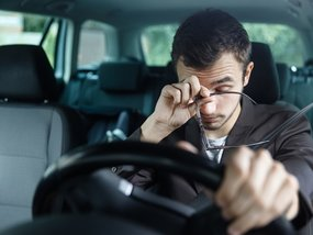 Common health issues of drivers and the effect on their driving ability