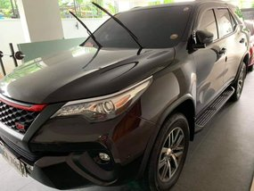 Used Toyota Fortuner 2018 Automatic for sale in Quezon City