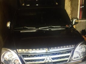 Used 2013 Mitsubishi Adventure Manual Diesel for sale in Caloocan
