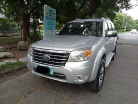 Used 2010 Ford Everest Automatic Diesel for sale