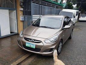 Hyundai Accent 2012 for sale in Quezon City