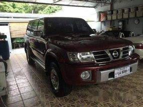Selling Nissan Patrol 2007 at 87000 km