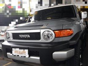 2018 Toyota Fj Cruiser for sale in Manila