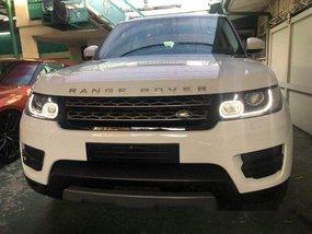 Sell White 2018 Land Rover Range Rover Sport in Manila