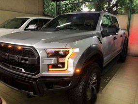 Silver Ford Ranger 2019 Automatic Diesel for sale