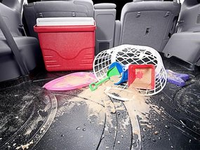 Car maintenance: 12 tips to deal with your messy sedan trunk