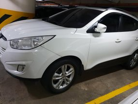 Sell Used Hyundai Tucson 2010 at 68620 km in Makati