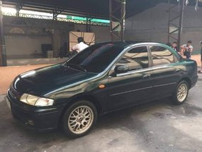 Selling 2nd Hand Mazda 323 1999 in Caloocan