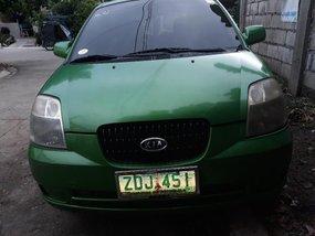 Selling Used Kia Picanto 2006 at 120000 km in Tanza
