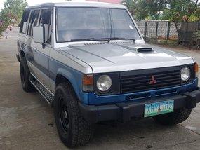 Used Mitsubishi Pajero 1999 for sale in Bulacan