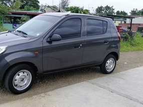 Selling Black Suzuki Alto 2016 Hatchback at 15000 km