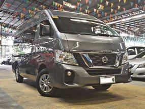 2nd Hand 2018 Nissan Nv350 Urvan for sale in Quezon City