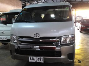 Used 2015 Toyota Hiace Automatic Diesel for sale