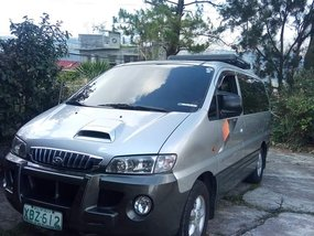 Used 2001 Hyundai Starex Automatic Diesel for sale
