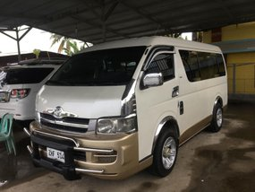 Used 2008 Toyota Hiace Manual Diesel for sale