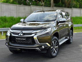Brand New Mitsubishi Montero Sport 2019 for sale in Mandaluyong