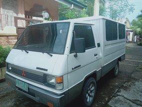 White Mitsubishi L300 2001 Van Manual Diesel for sale