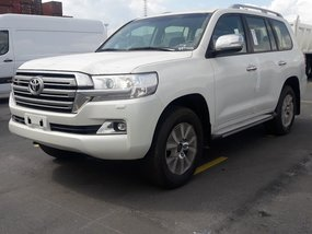 Brand New Toyota Land Cruiser 2019 Automatic Gasoline for sale