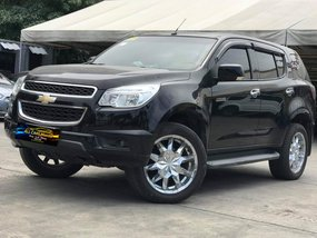 2014 Chevrolet Trailblazer 4x2 2.8L LT Duramax AT