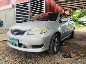 Silver 2006 Toyota Vios at 90000 km for sale