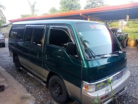 Sell Used 2003 Nissan Urvan Escapade Manual Diesel in Isabela