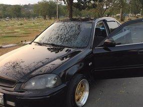 Selling Black Honda Civic 1998 in Metro Manila