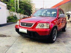 Red Honda Cr-V 1998 for sale in Manila