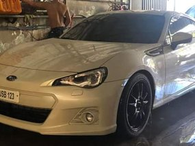 Selling Used Subaru Brz 2014 at 5600 km in Metro Manila