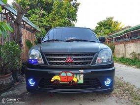 Black Mitsubishi Adventure 2012 at 90000 km for sale