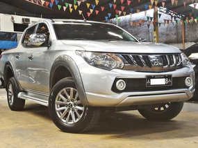 Sell Used 2017 Mitsubishi Strada Diesel Manual in Quezon City
