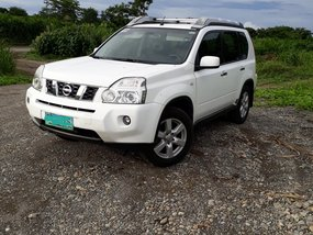 White 2011 Nissan X-Trail at 81000 km for sale