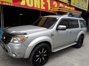 2nd Hand Ford Everest 2009 Automatic Diesel for sale