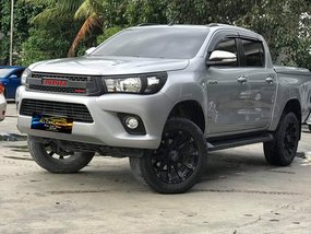 2016 Toyota Hilux 2.4G 4x2 AT for sale
