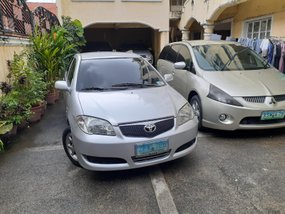 Selling Silver Toyota Vios 2006 Manual in Cainta